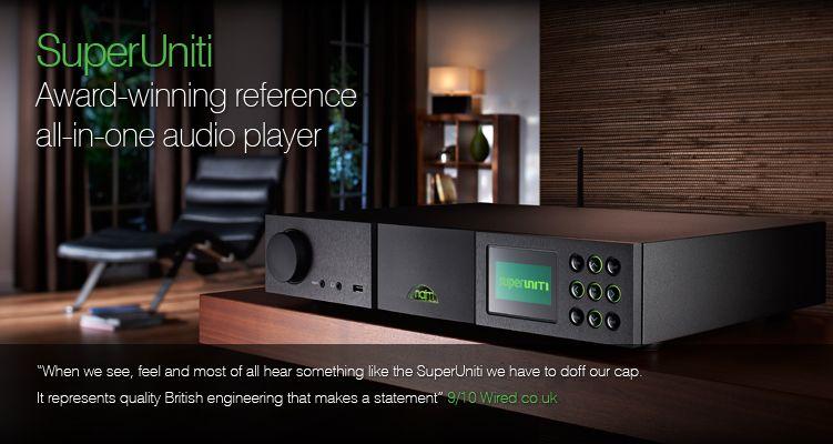 naim audio home stereo equipment high end sound high fidelity hi