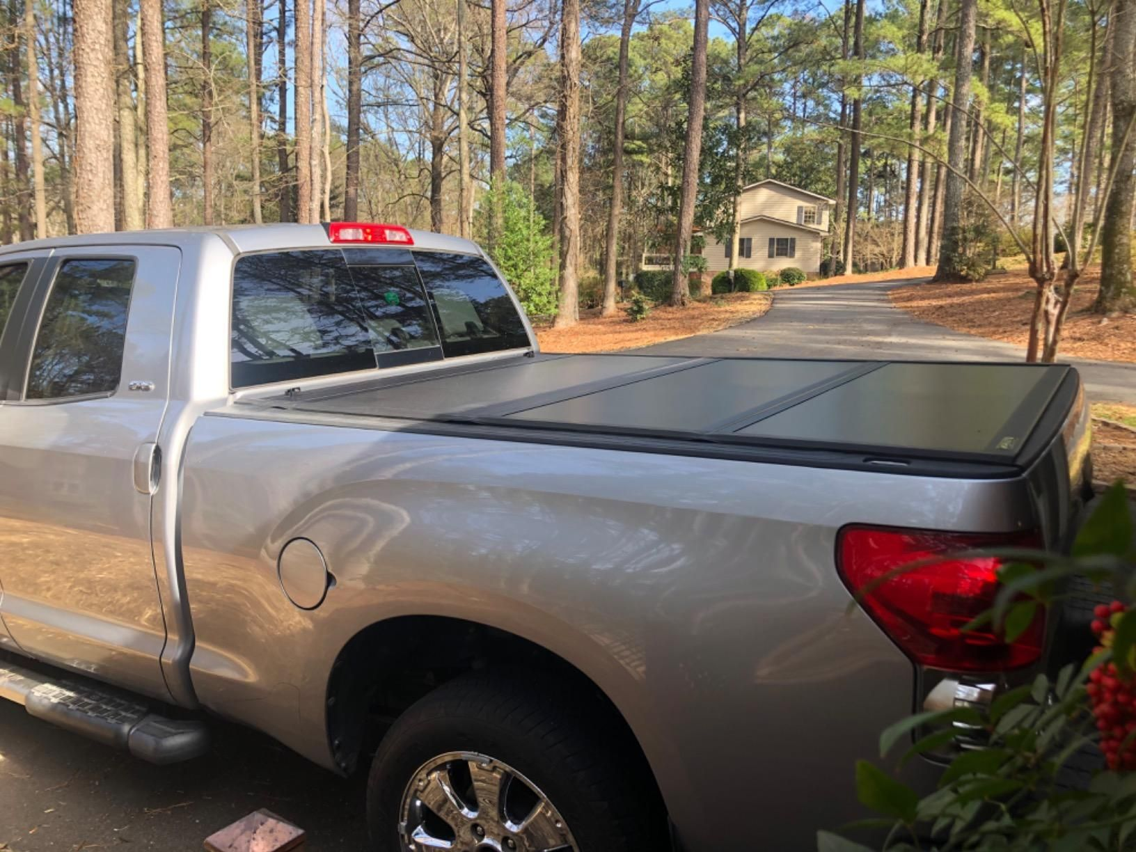 Tundra Truck Bed Cover
