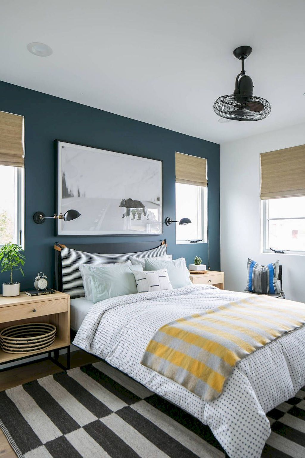 Astonishing Small Bed Room Designs Work Wonders In Your Bed Room At The Moment Master Bedroom Interior Design Feature Wall Bedroom Remodel Bedroom