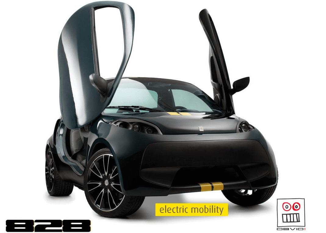 Brazil S Dirijaja Uk S Westfield Sportscars Team Up For Electric Carsharing Racing Enrg Io In 2020 Westfield Car Sharing Electric Car Conversion