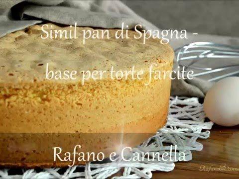 Simil pan di Spagna - base per torte farcite http://blog ...