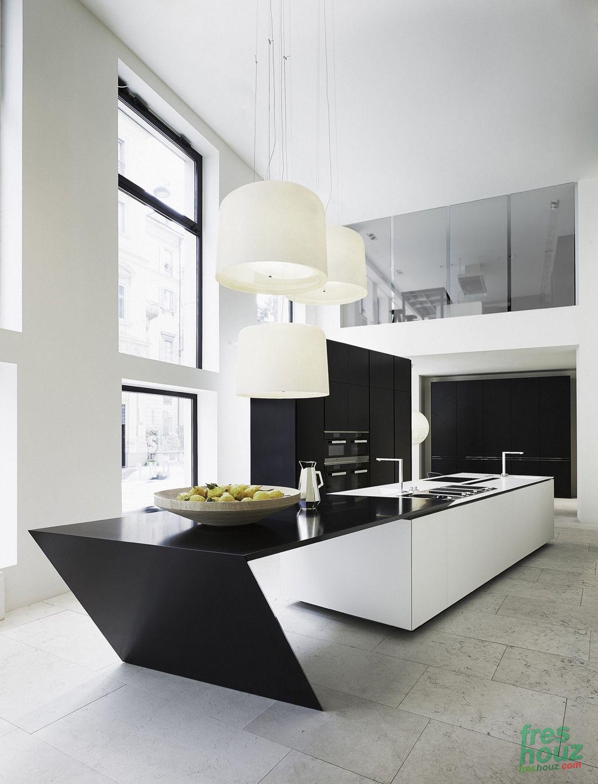 Our 101 Favorite Elegant White Kitchen Designs Inspirations / FresHOUZ.com