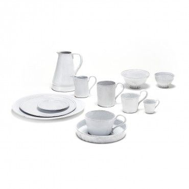 Astier de Villatte Simple Dining Set  sc 1 st  Pinterest & Astier de Villatte Simple Dining Set | ceramica | Pinterest | Dining ...