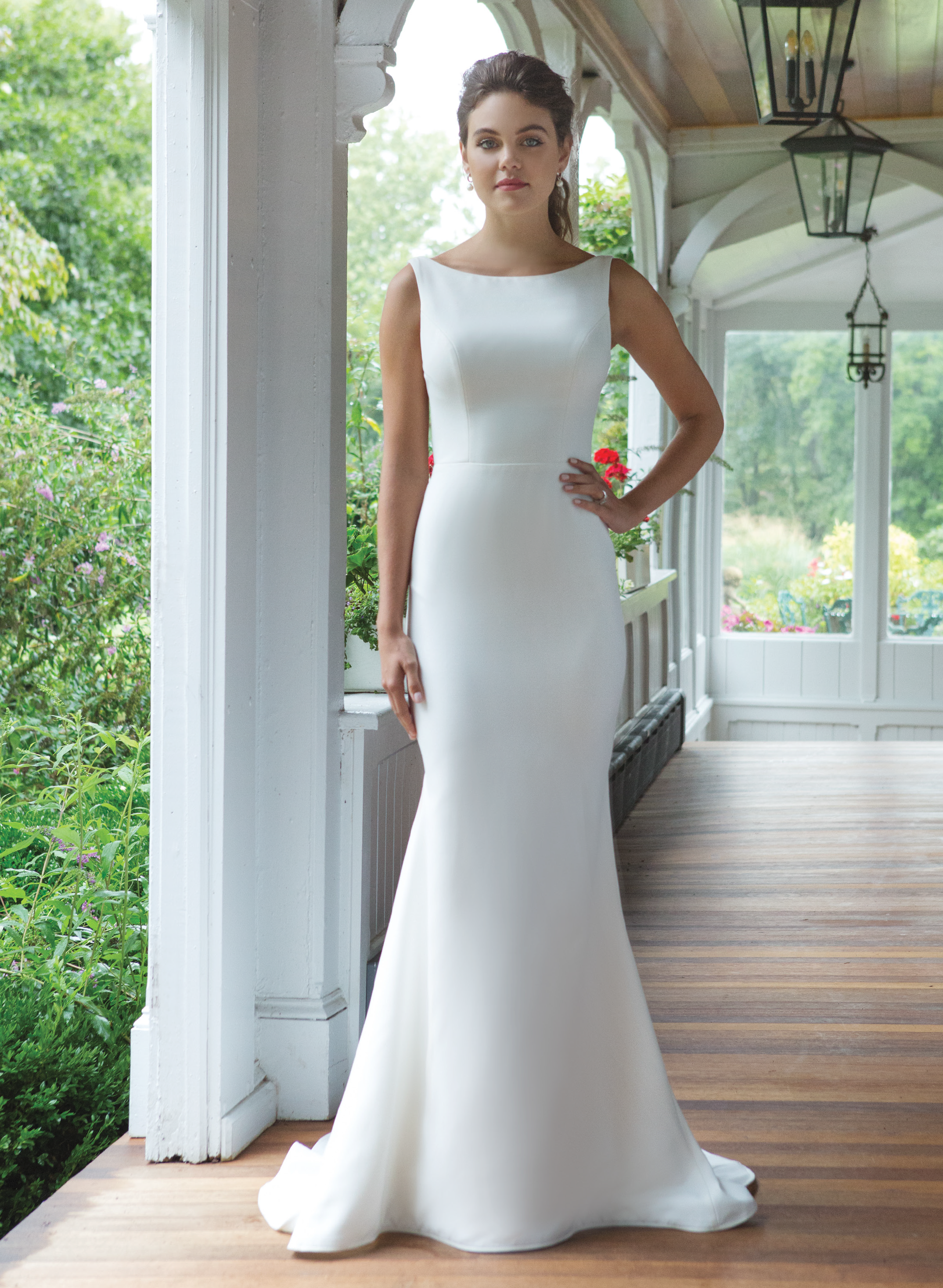 Pin by Blush Bridal Boutique on Our Gowns Modest bridal