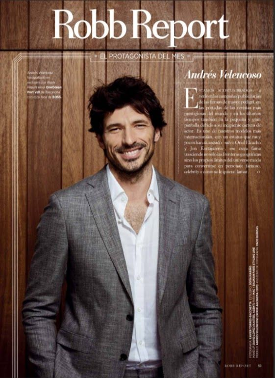 Andres velencoso single