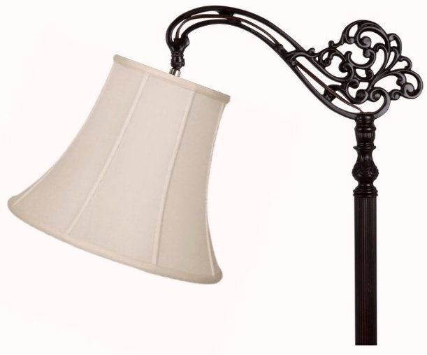 Slip Uno Fitter Lamp Shade Interesting Uno Shade Fits Arm And Gooseneck Floor Lampsp Uno Lamp Shade Has Decorating Design