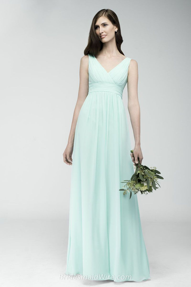 17 Best images about Chiffon Bridesmaid Dresses on Pinterest ...