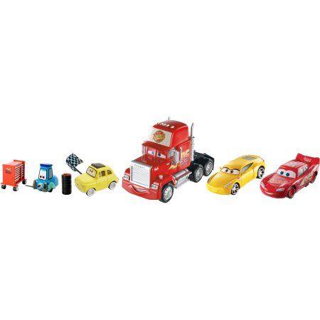 Disney Pixar Cars 3 Piston Cup Race 5 Pack Die Cast