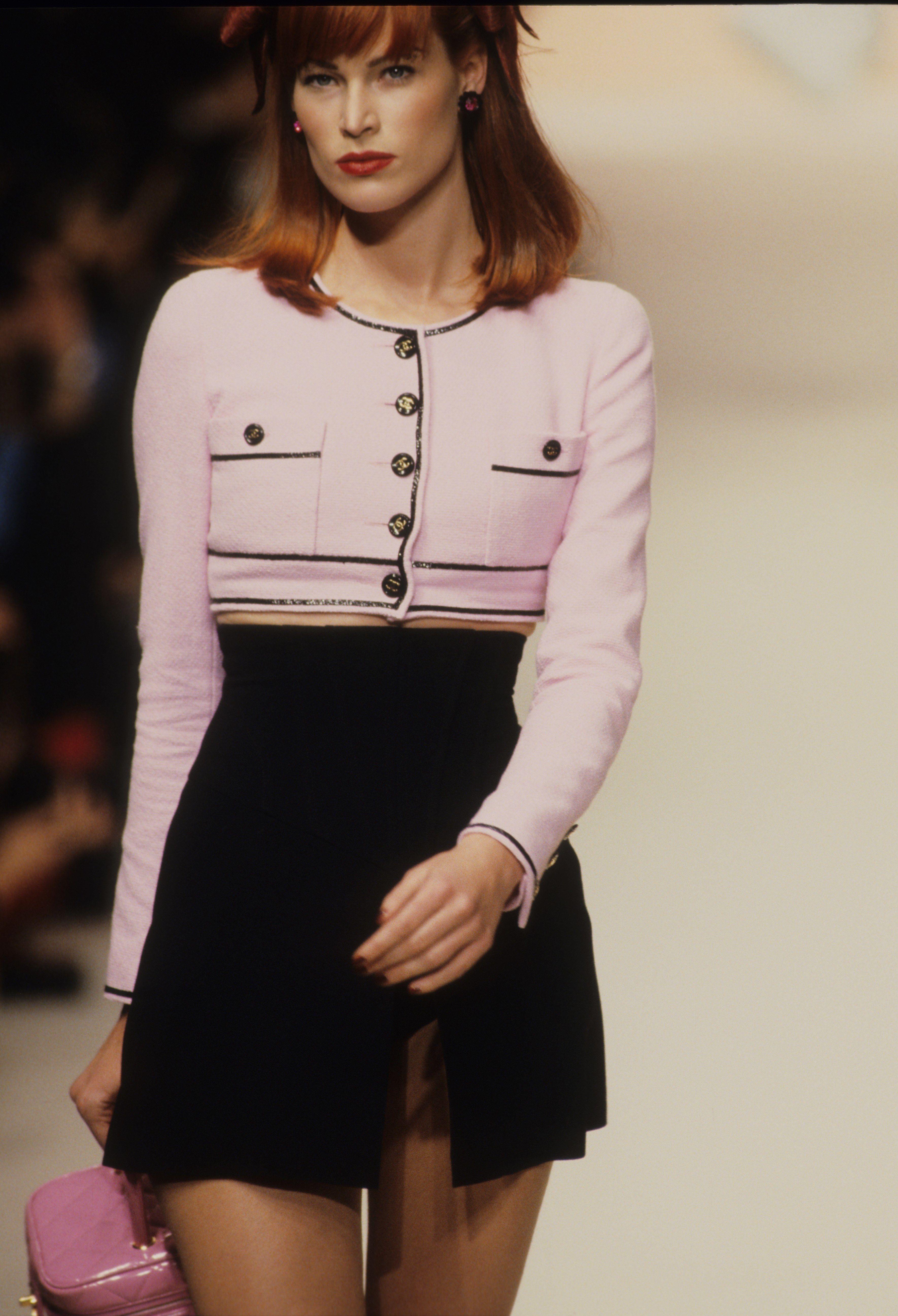 Chanel Spring 1995 ReadytoWear Fashion Show in 2020