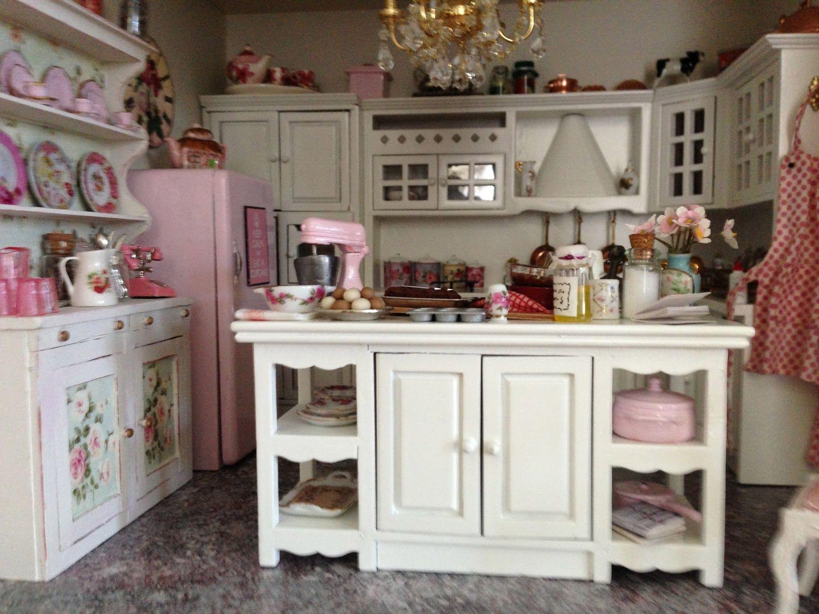 Maison Miniatures: April 2013 | Casa di bambola | Pinterest | Bambola