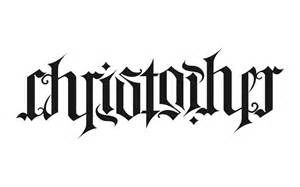 ambigram - Bing images