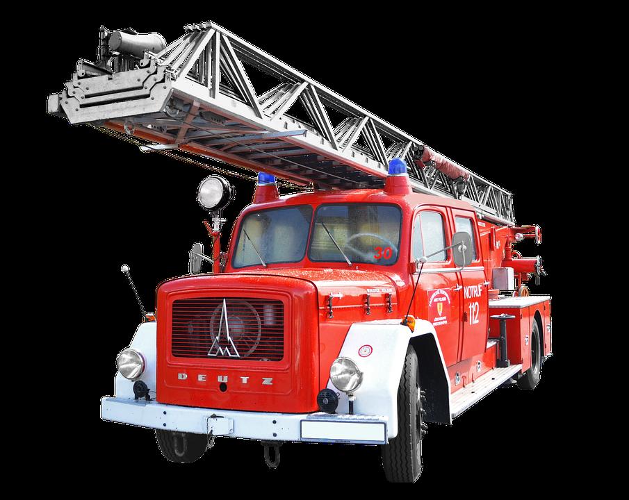 Fire Truck Png Image Fire Trucks Truck Repair Vintage Cars