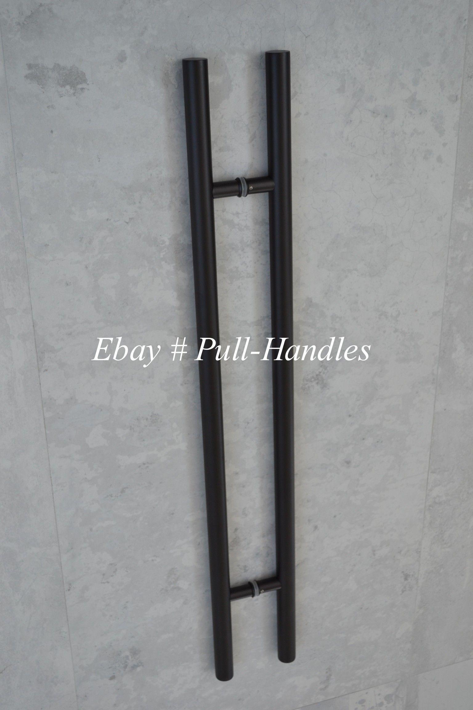 Chic modern contemporary black pull push handle for entry entrance chic modern contemporary black pull push handle for entry entrance glass door planetlyrics Choice Image