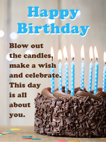 Happy Birthday Wishes For Boyfriend With Images Birthday