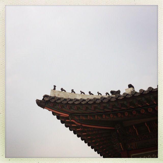 Seoul/Gyeongbokgung Palace - Guardian Spirits
