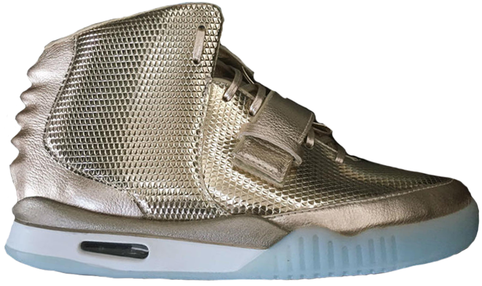 db30ef8a Check out the Air Yeezy 2 John Geiger x LASCO Golden Child available on  StockX