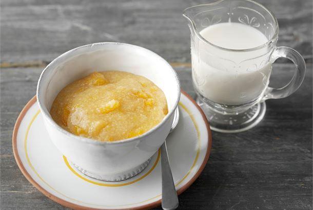 Hirssi-aprikoosipuurosta saat runsaasti rautaa. http://www.valio.fi/reseptit/hirssi-aprikoosipuuro/ #resepti #ruoka
