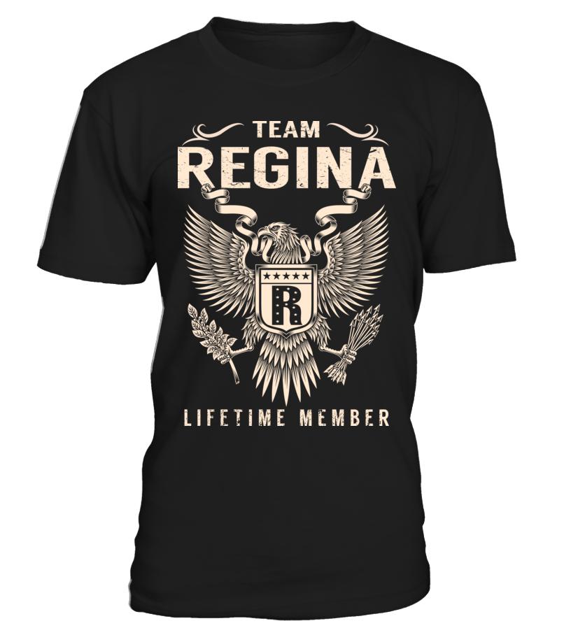 Team REGINA - Lifetime Member