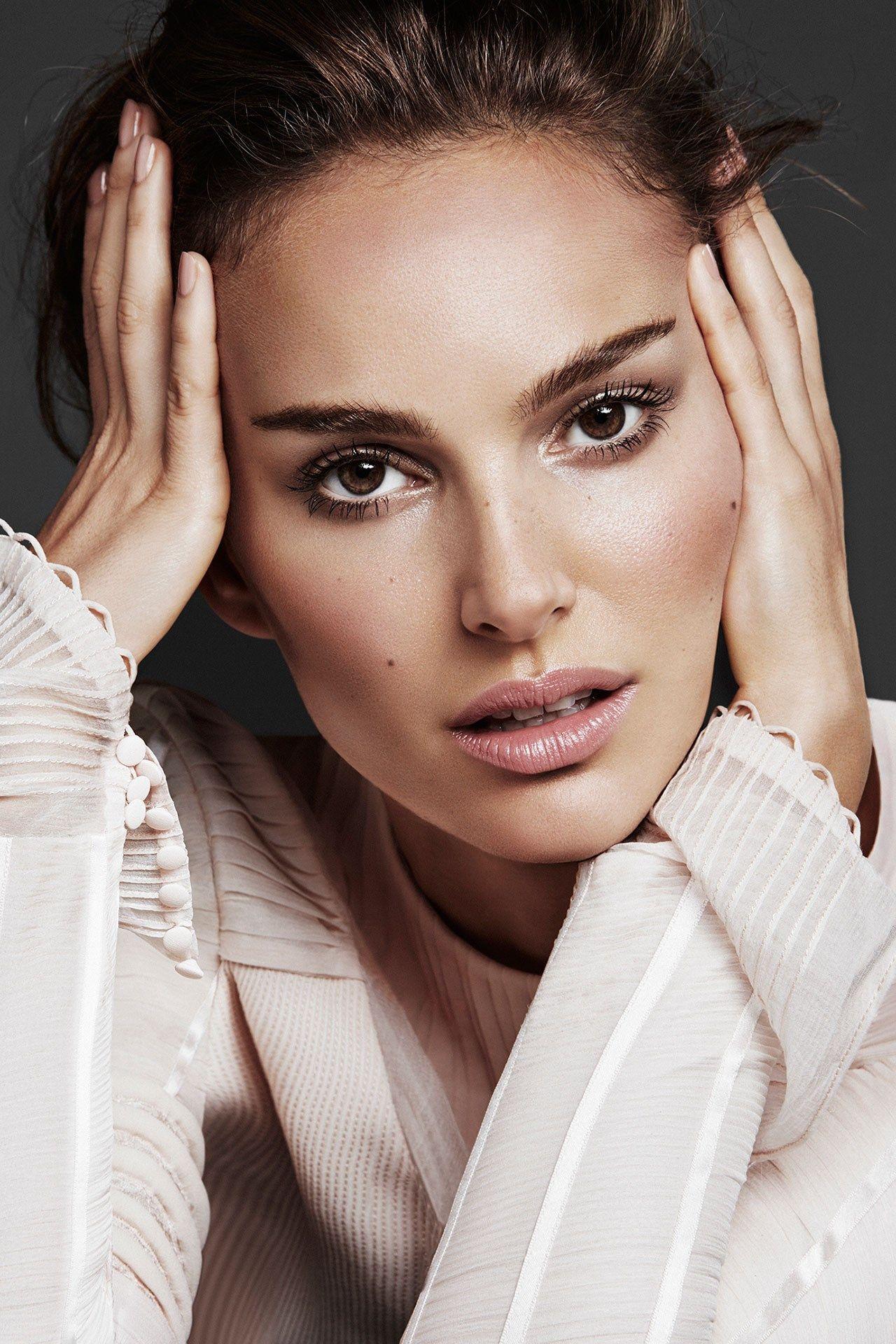 Natalie Portman On Make Up And Motherhood Make Up Wedding