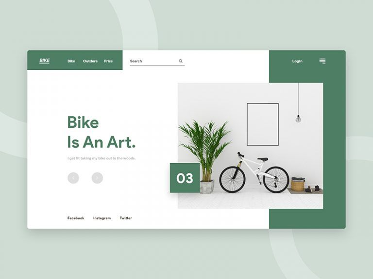 25+ Freshly Baked Web Layout Ideas for Inspiration Designers must Explore