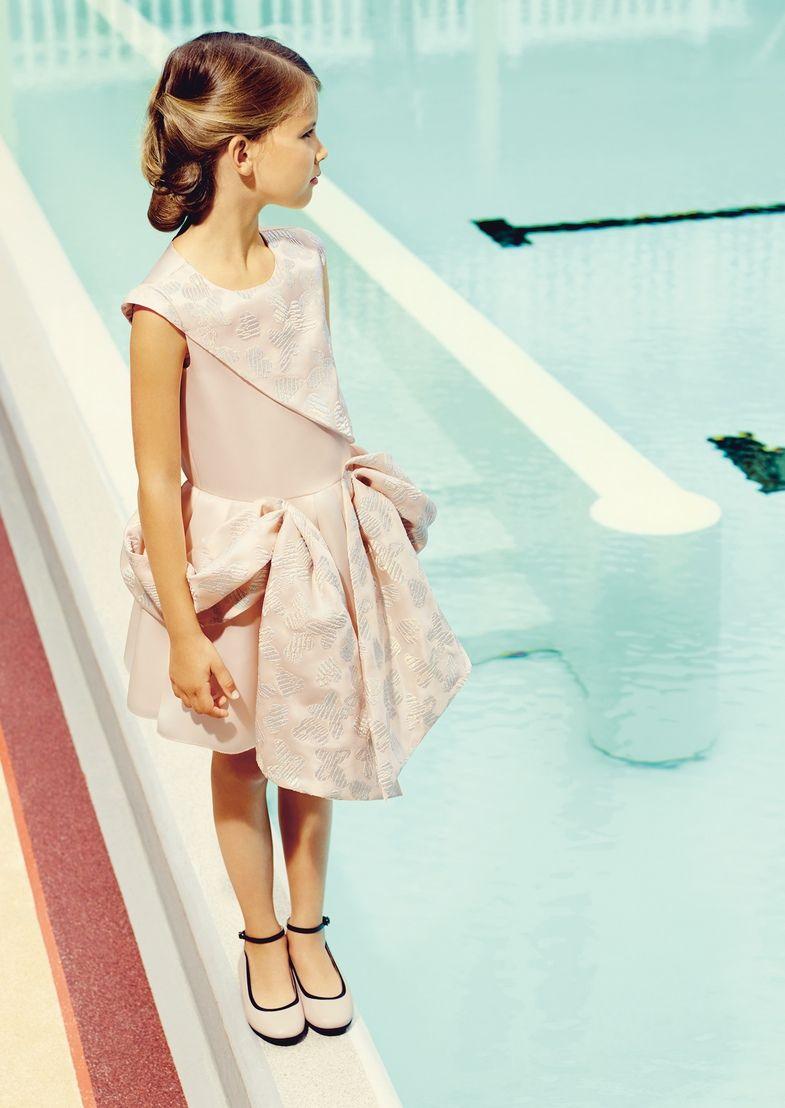 237c05228c9f Classy kidswear as always for spring 15 Baby Dior
