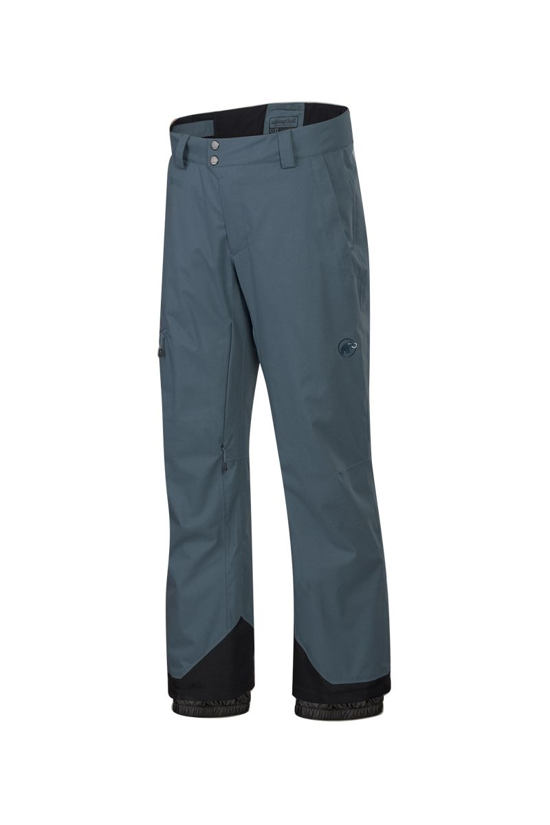 Looking for something a little extra to help keep you warm on the trails this winter? The Bormio HS pant is the one for you All the protection with the added comfort of a light insulation. These will keep you warm all day so you don't have to miss a minute of that white gold.