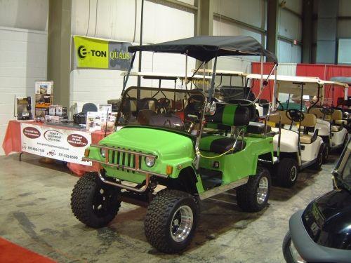 2005 E Z Go Custom Jeep Street Legal Golf Cart Street Legal Golf