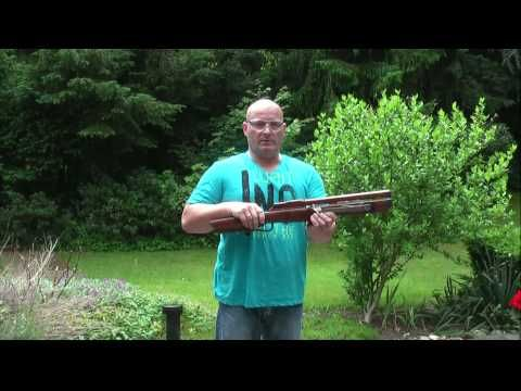 how to make a homemade slingshot rifle