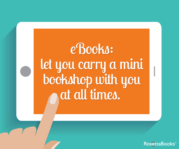 Ugh…we LOVE ebooks!