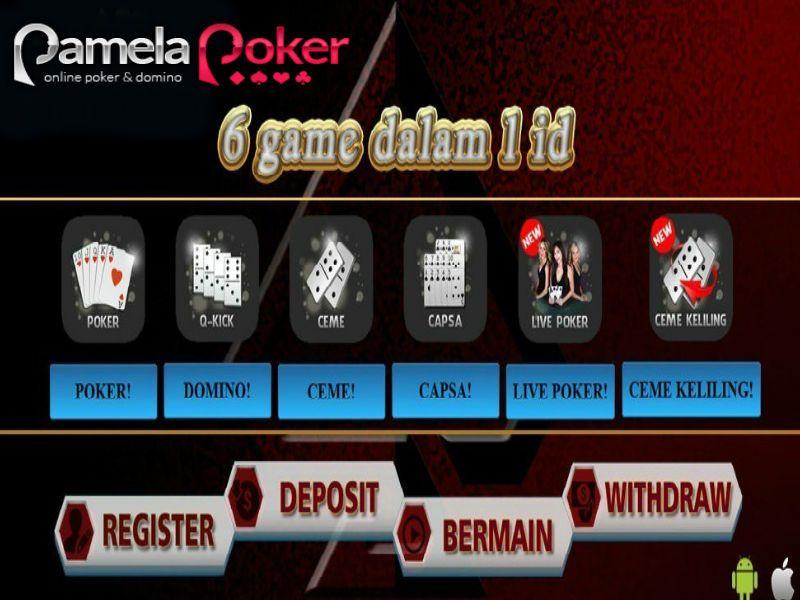 Situs Poker Online Deposit Menggunakan Bank BCA 24 Jam | Poker