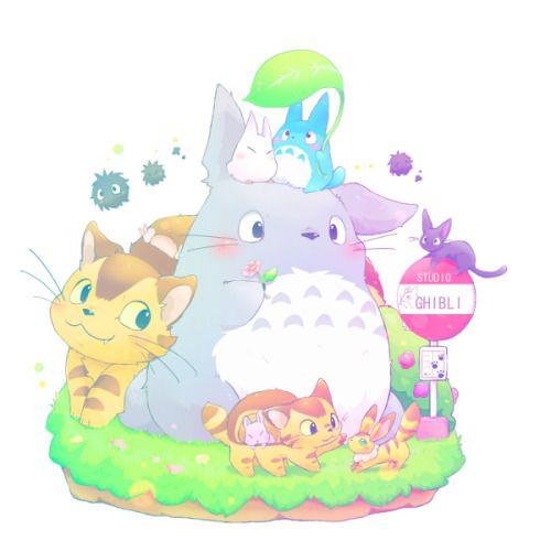 Blippo Com Kawaii Shop Studio Ghibli トトロ かわいい図面 かわいい イラスト 手書き