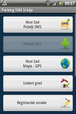 gps srbija mapa Android aplikacija: Parking SMS Srbija http://.personalmag.rs  gps srbija mapa