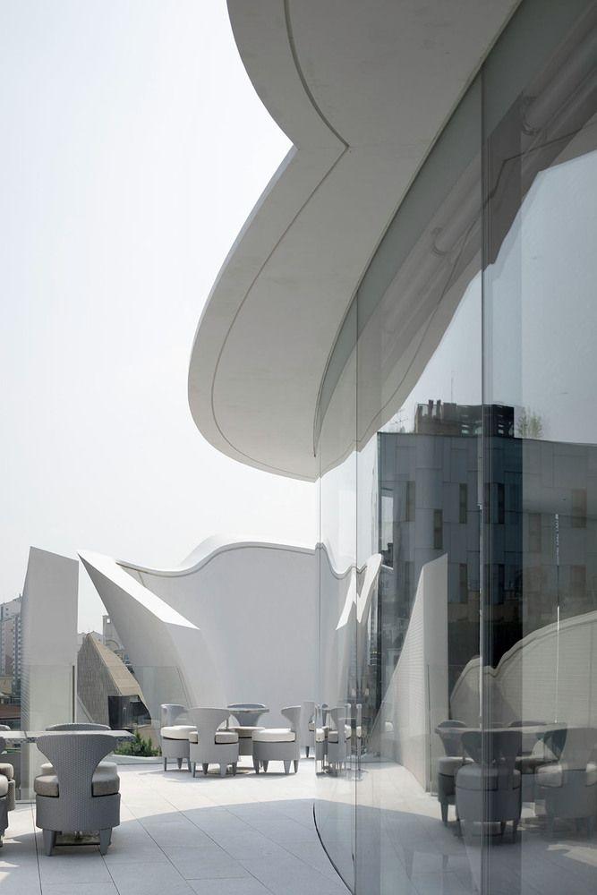 Gallery of House of Dior Seoul   Christian de Portzamparc - 19   Seoul and  Architecture 69209815e30