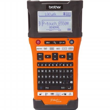 Ptouch EDGE PTE550W Electronic Label Maker http//www