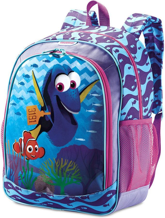 7d5ba4823c8 American Tourister Disney Finding Dory Backpack by American Tourister