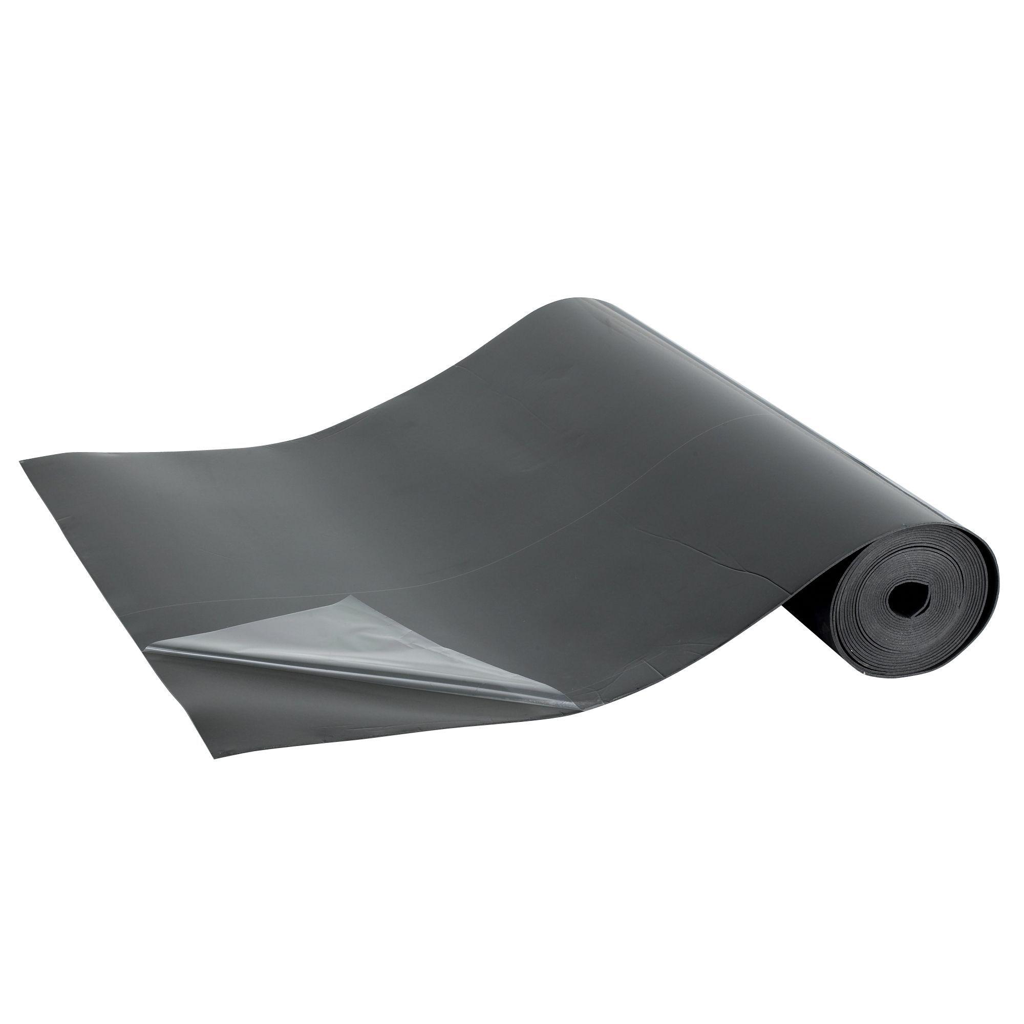Diall 3mm Foam Self Adhesive Wood Floor Underlay 10m 178 Pack