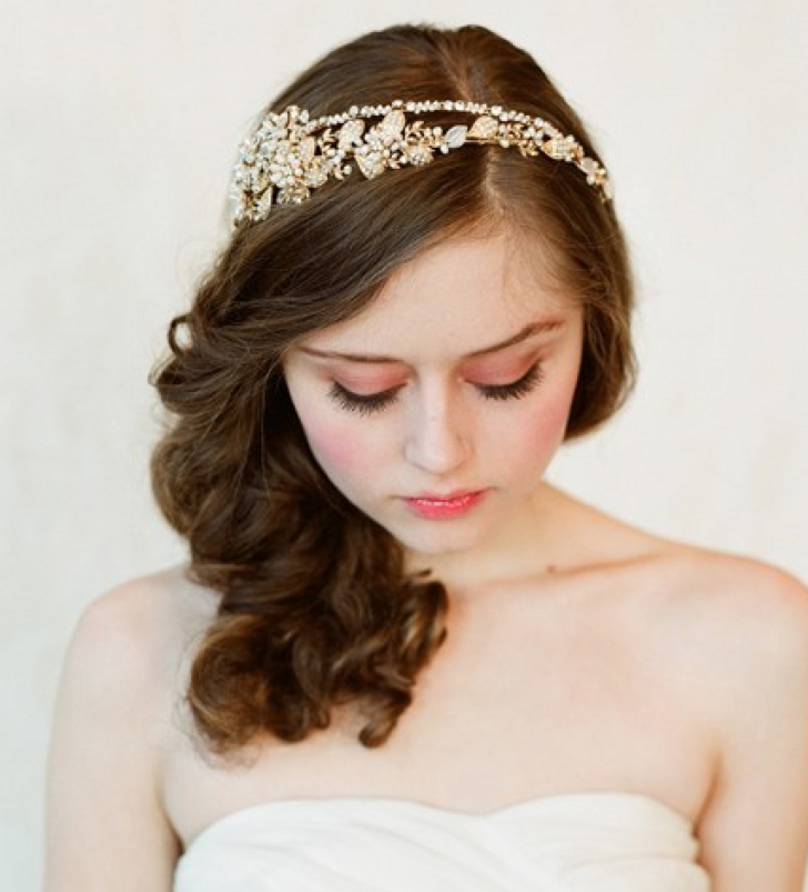 Wedding Hairstyle For Round Face Hairstyles For Round Faces Will Be Testing However Do Not