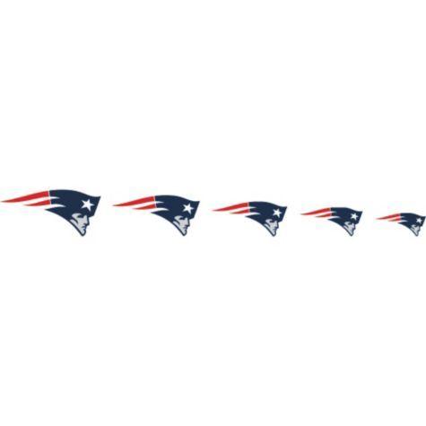 New England Patriots Nail Tattoo - Party City   Russ & BUS/Peace ...