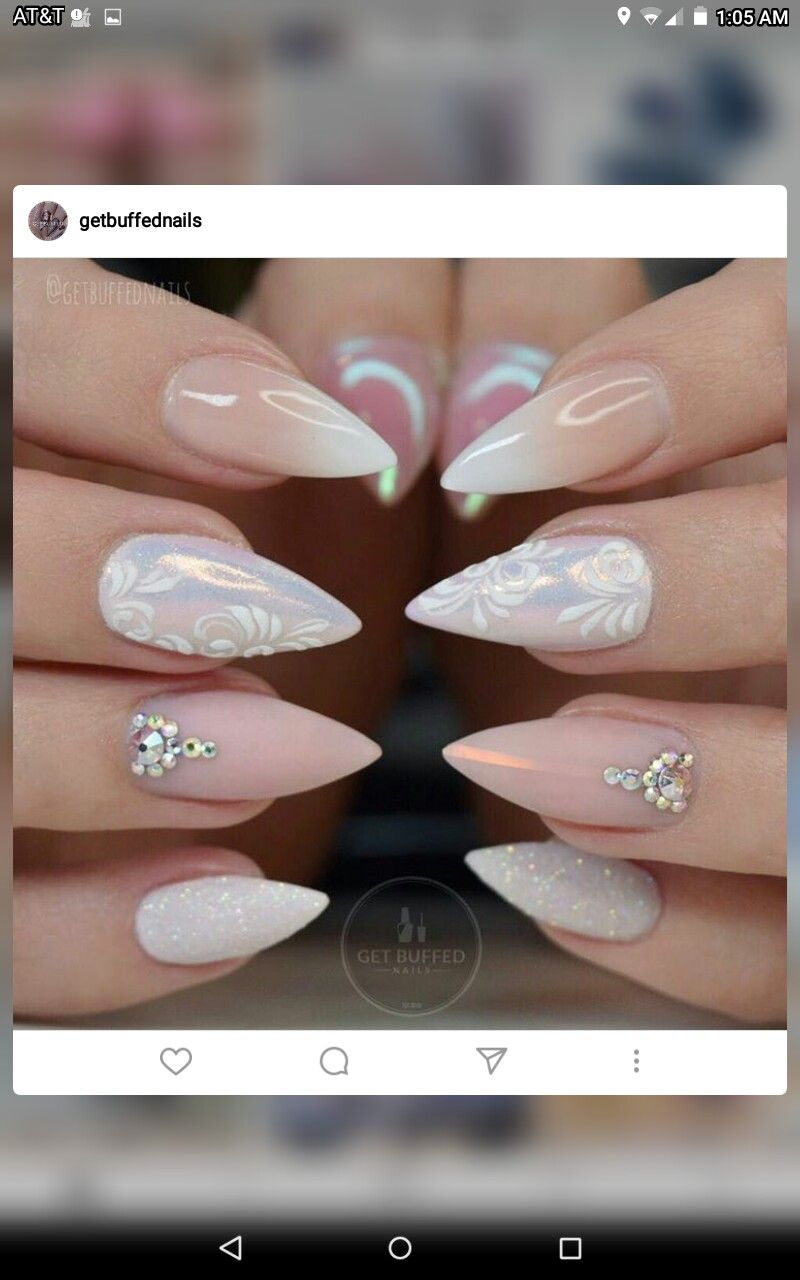 Pin by Katie Griffith on Nail Art | Pinterest | Nail nail, Manicure ...