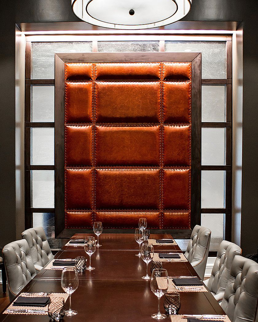 Mesquite Private Dining Room At Law Restaurant Four Seasons Dallas Koiimagesevents