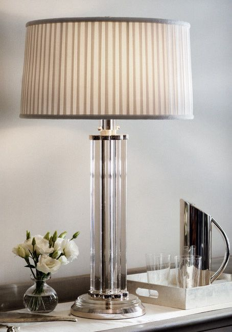 Crystal Lamps Decorating With Crystal Lamps Interior