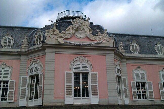 Benrath Schloss.