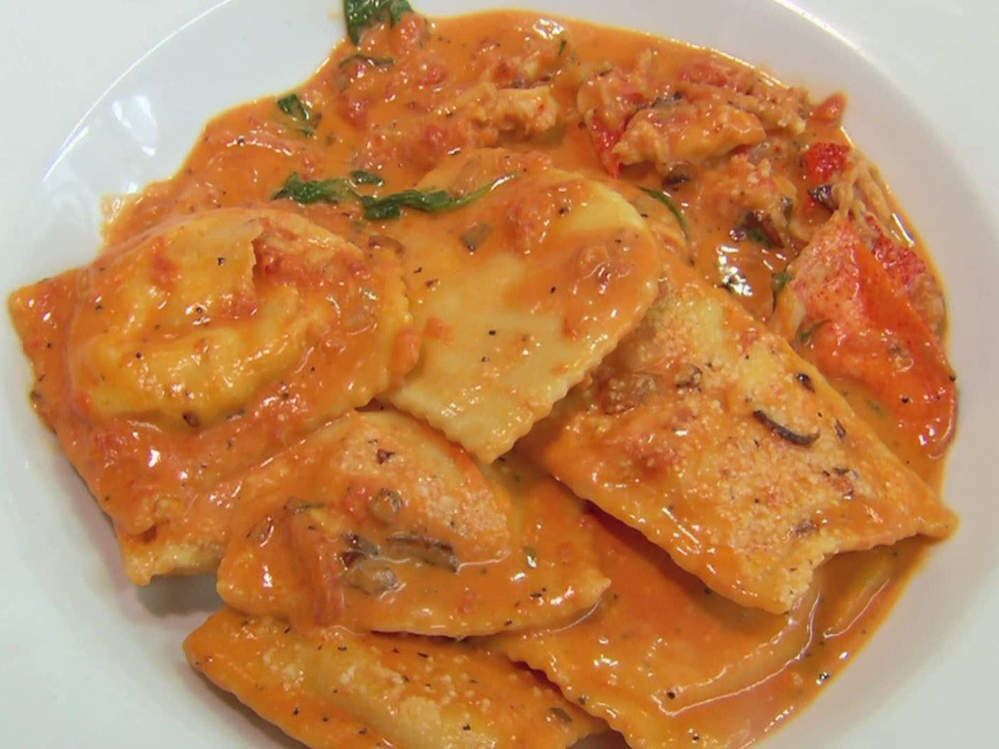 how to make lobster ravioli from scratch