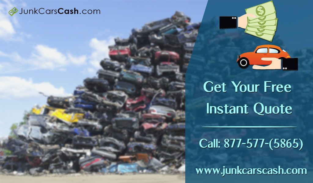 Junk Cars Cash is the scrap yard which deals with salvaged and junk ...