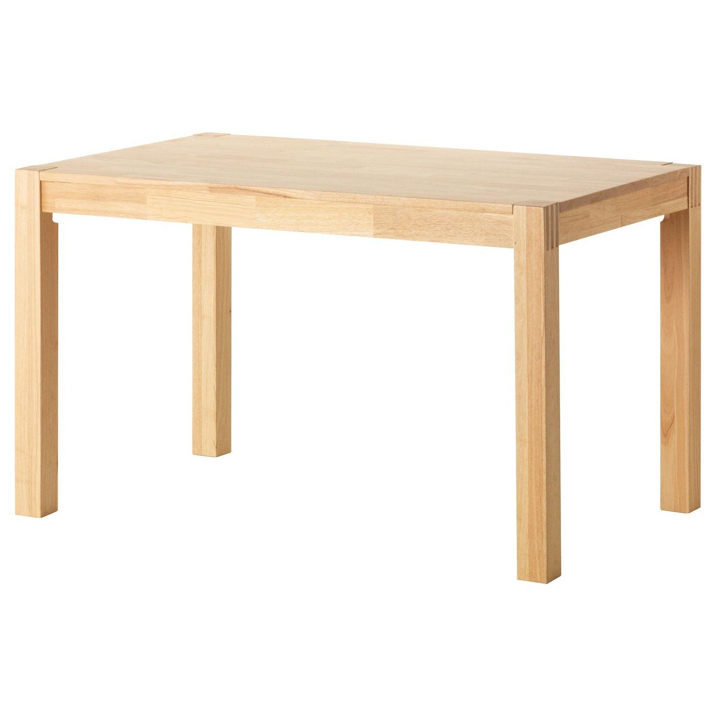 Nordby Tisch Gummibaum Ikea Osterreich Esszimmertisch Kuche