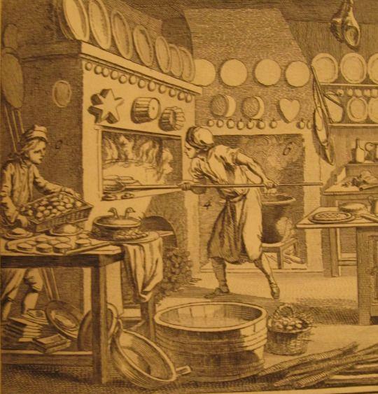 Welcome to George Peabody Library's Wunderkammer! 18th century dessert cookery courtesy of Diderot's Encyclopédie, ou dictionnaire raisonné des sciences, des arts et des métiers (1751-1772).