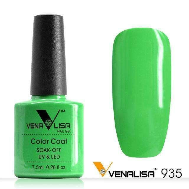Nail Art Design Manicure Venalisa Canni 60 Color 7.5Ml Soak Off ...