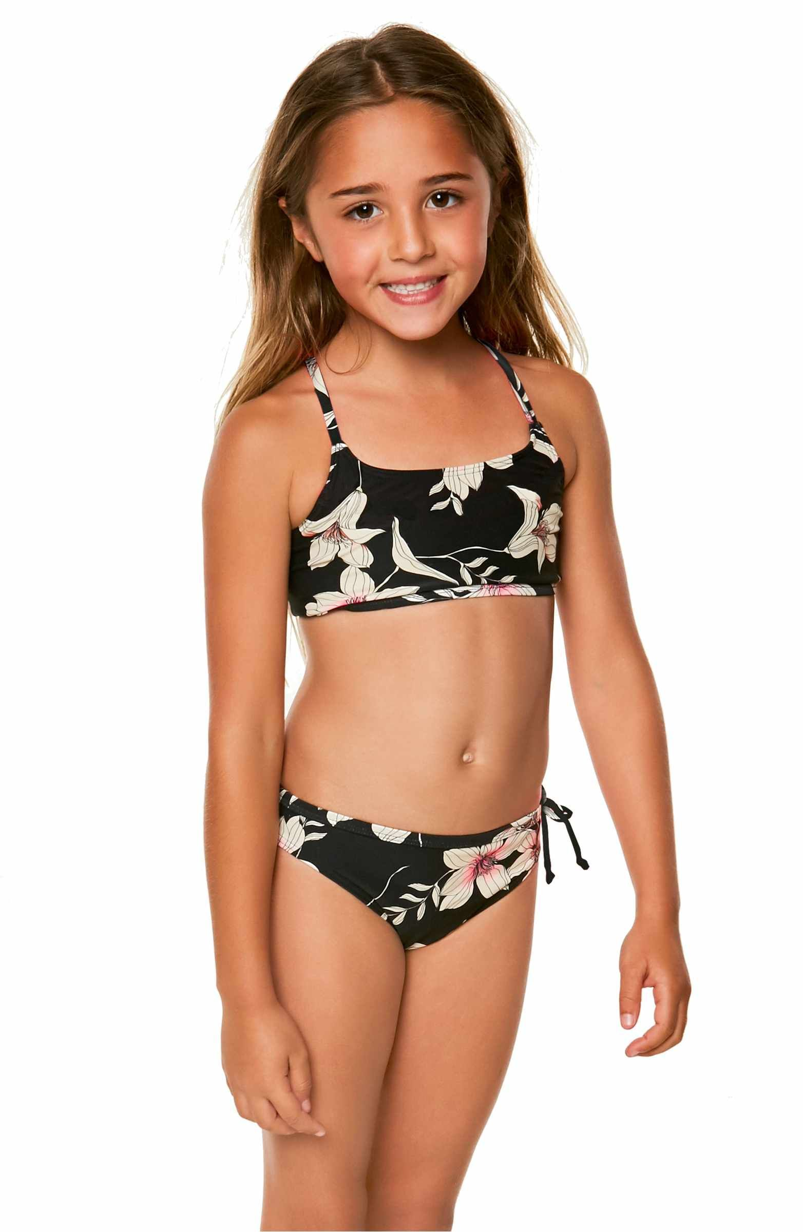 798085bdb4be Main Image - O'Neill Albany Two-Piece Swimsuit (Toddler Girls & Little  Girls)