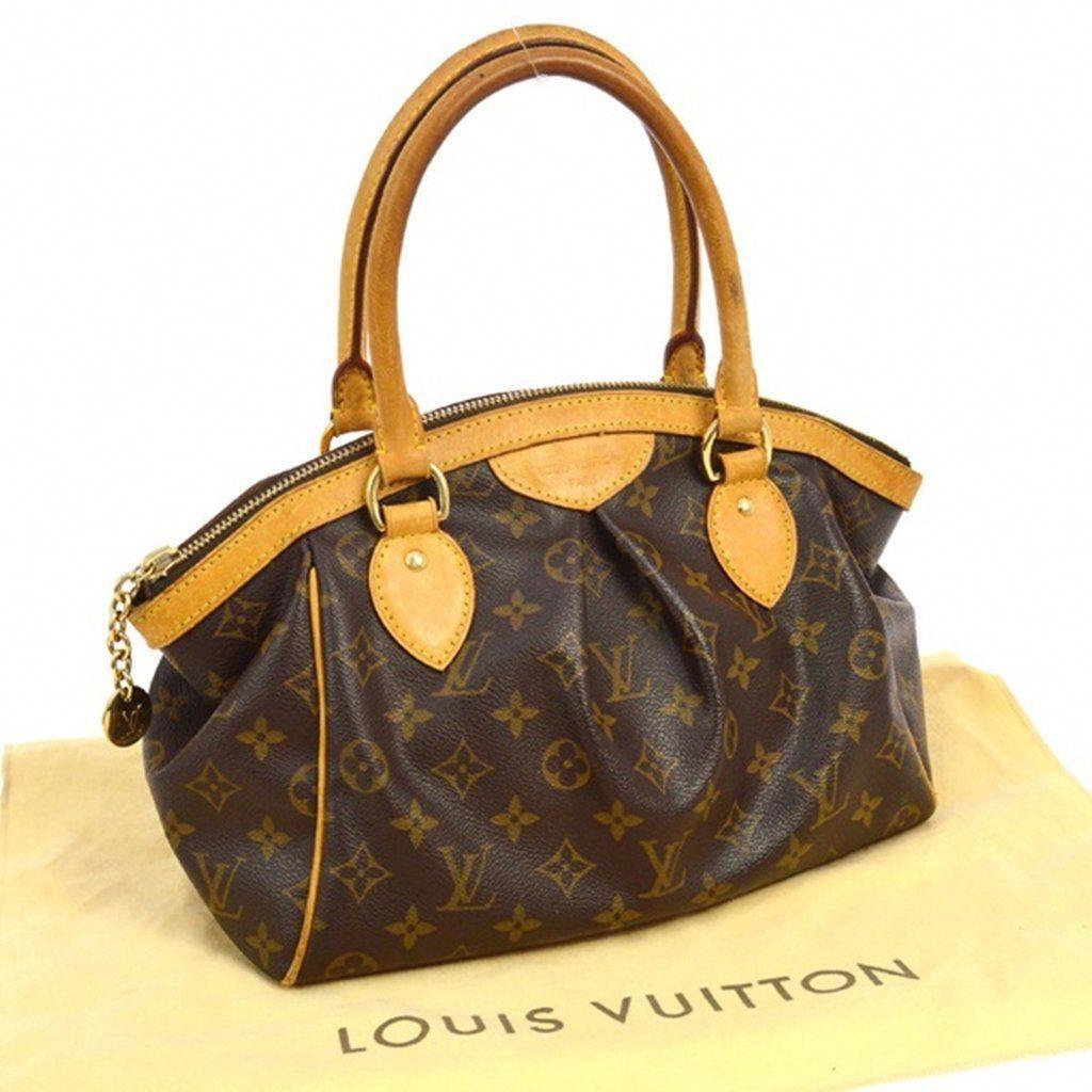 Tivoli Hand Tote Bag Louis Vuitton  Louisvuittonhandbags   Louis ... ce5d86f3cbd