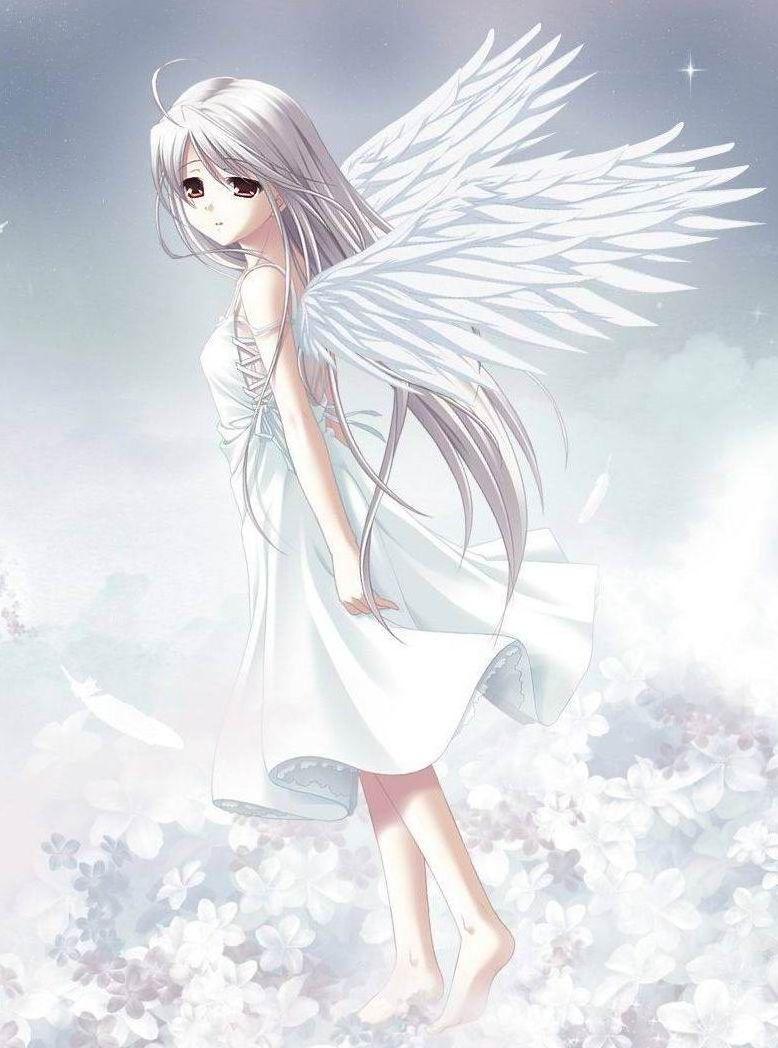Pin it Like ImageAnime Girl Light Angel